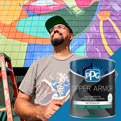 PPG: We Protect & Beautify The World  Paints, Coatings and